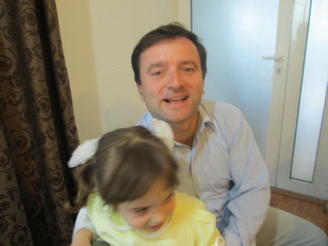 Maria-Ines & tati - aniversare 3 ani